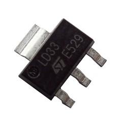 Stabilizator LM1117MP-3.3 SOT223