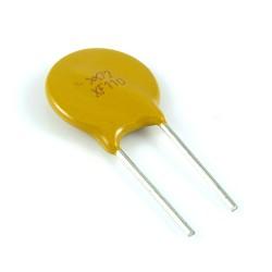 Bezpiecznik polimerowy 1.1A 72V R:5.1mm