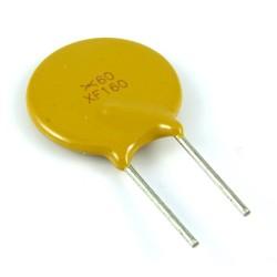 Bezpiecznik polimerowy 1.6A 72V R:5.1mm