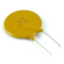 Bezpiecznik polimerowy 1.85A 72V R:5.1mm