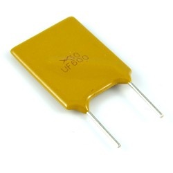 Bezpiecznik polimerowy 6A 30V R:10.2mm