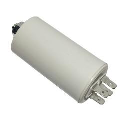 Kondensator silnikowy 100uF/450VAC konektory