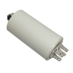 Kondensator silnikowy 30uF/450VAC konektory
