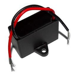 Kondensator silnikowy CBB61 3uF/450VAC z przew.
