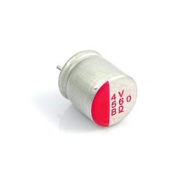 Kondensator polimerowy 560uF/4V 8x8mm