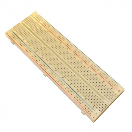 Płytka prototypowa stykowa 830 pól PLY004