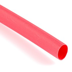 Rurka termokurczliwa 28,0/14,0mm czerwona
